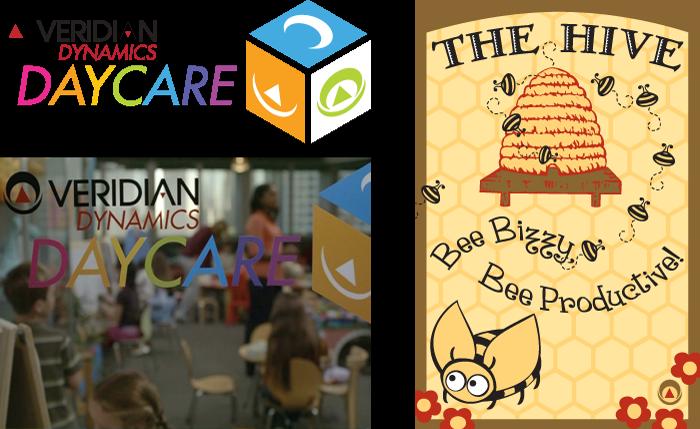 Daycare Signage