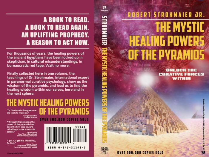 Pyramid Self Help Book