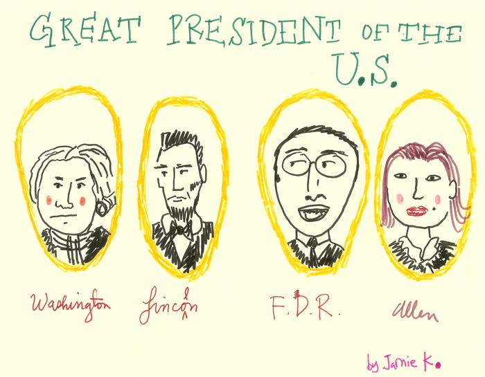 President Kid Art