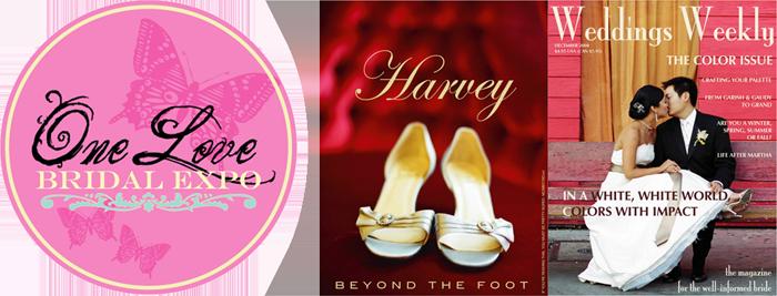 Bridal Show Logo and Magazine