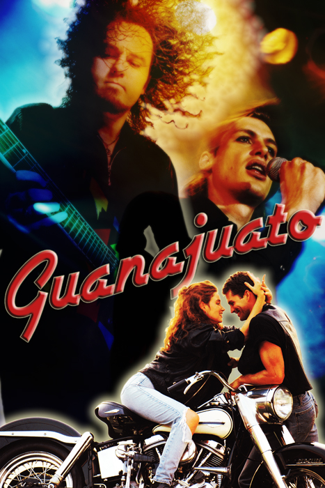 Guanajuato band poster