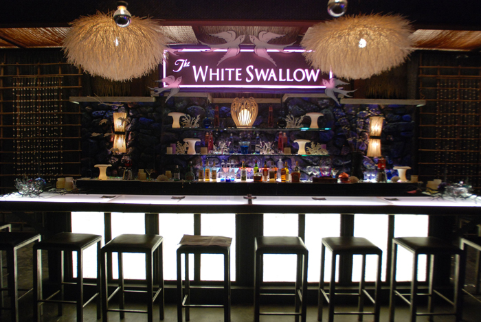 White Swallow Bar