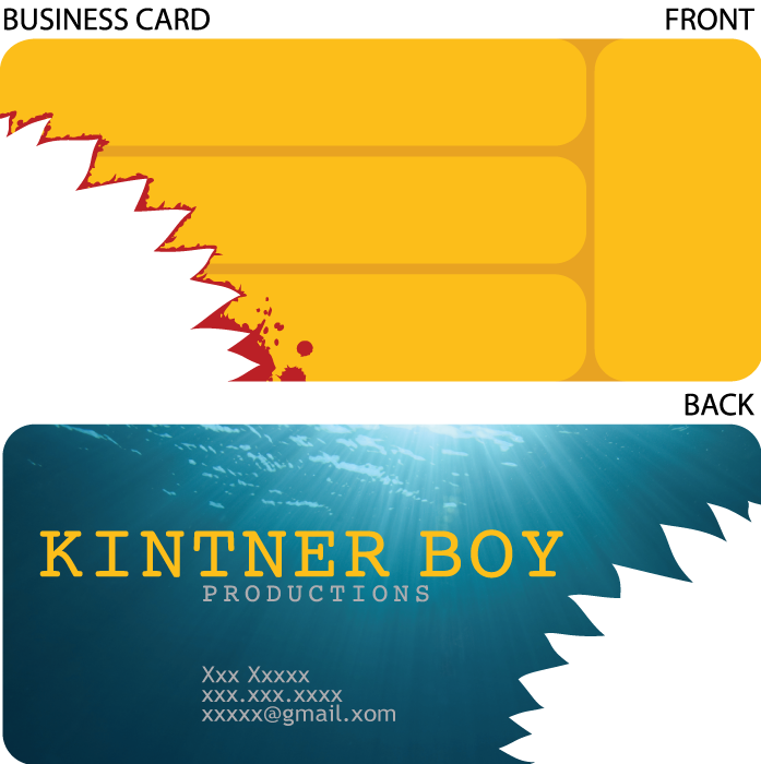 kintner boy biz card