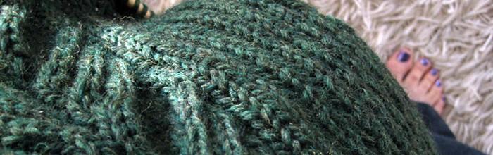 I'm a…knitter?