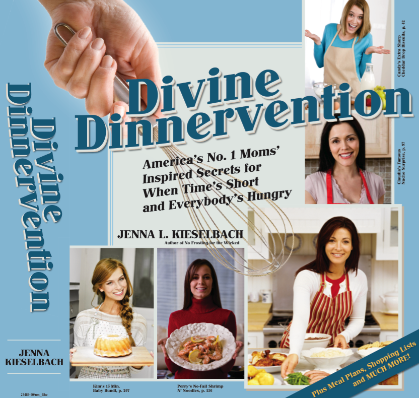 Divine Dinnervation Cookbook